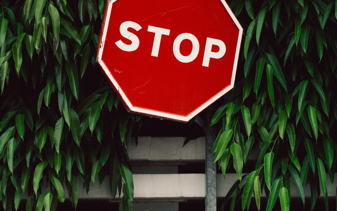 USING THE S.T.O.P. PRINCIPLE TO DEAL WITH UPSETTING SITUATIONS